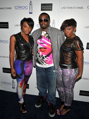 Diddy, Dawn & Kaleen = Dirty Money